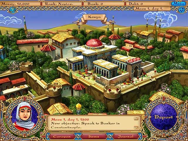 Screenshot 1 for Tradewinds Caravans