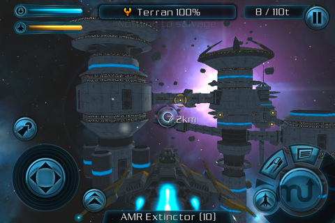 Screenshot 5 for Galaxy on Fire 2