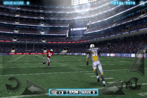 Screenshot 3 for Backbreaker Football