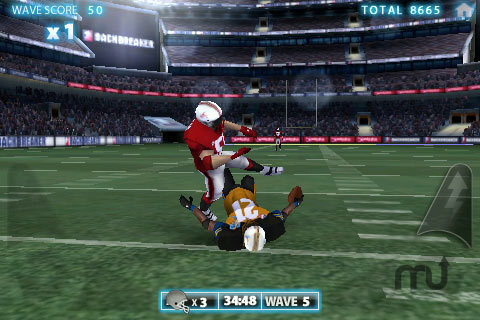 Screenshot 5 for Backbreaker Football