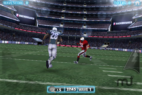Screenshot 6 for Backbreaker Football