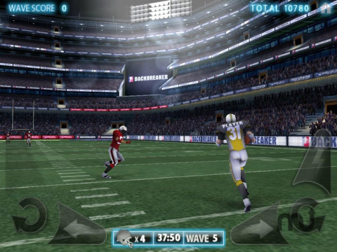 Screenshot 7 for Backbreaker Football