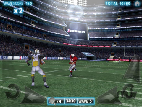 Screenshot 8 for Backbreaker Football