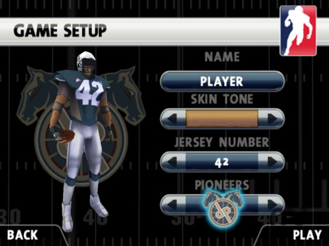 Screenshot 9 for Backbreaker Football