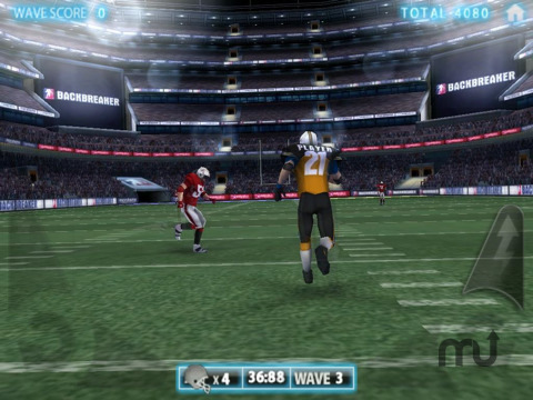 Screenshot 10 for Backbreaker Football