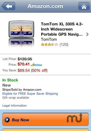 Screenshot 4 for Price Check by Amazon