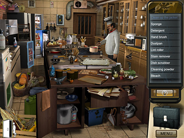 Screenshot 1 for Masquerade Mysteries: Case of the Copycat Curator