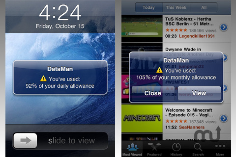 Screenshot 4 for DataMan