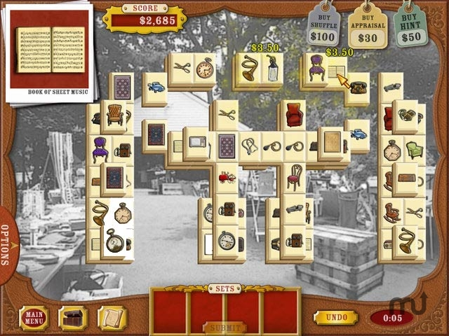 Screenshot 1 for Mahjong Roadshow