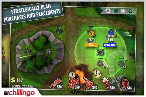 Screenshot 4 for iBomber Defense