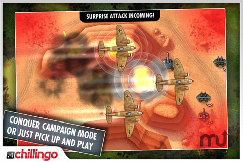 Screenshot 5 for iBomber Defense