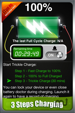 Screenshot 3 for Battery Doctor Pro