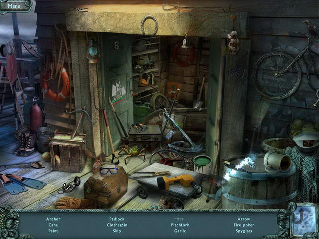 Screenshot 1 for Twisted Lands: Shadow Town
