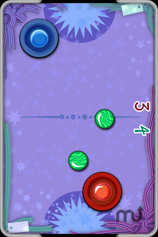 Screenshot 5 for Christmas Air Hockey