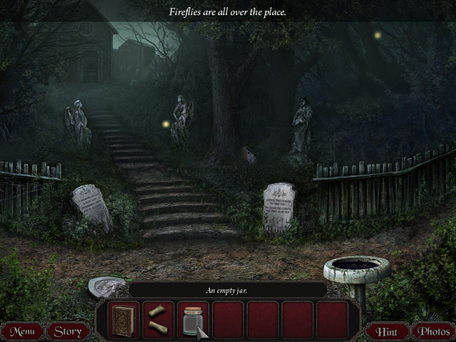 Screenshot 1 for Nightmare Adventures: The Witch's Prison