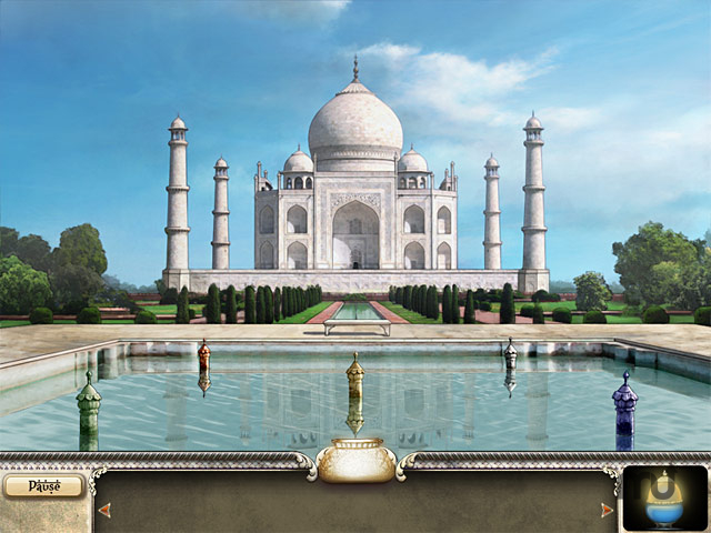 Screenshot 1 for Romancing the Seven Wonders: Taj Mahal