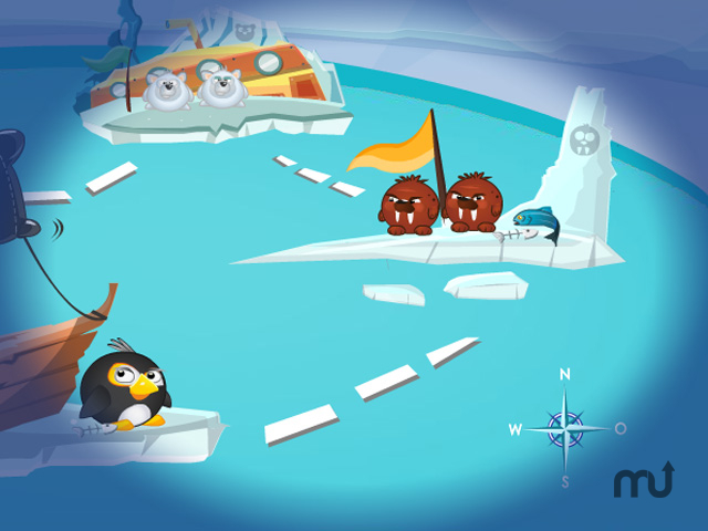 Screenshot 1 for Pengu Wars