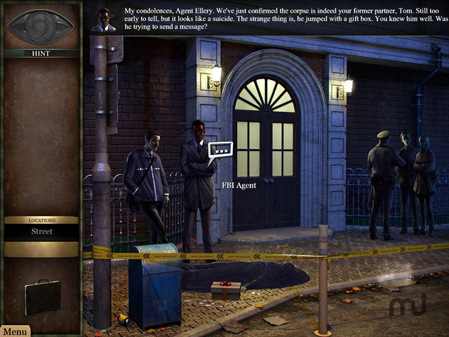 Screenshot 1 for Strange Cases: The Lighthouse Mystery CE