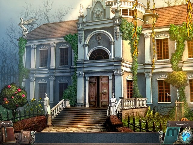 Screenshot 1 for Mystery of Mortlake Mansion