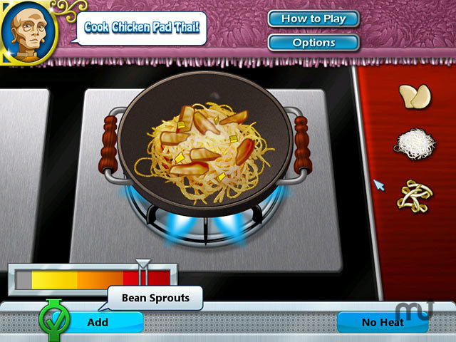 Screenshot 1 for Cooking Academy 2: World Cuisine