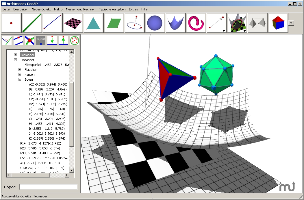 Screenshot 1 for Archimedes Geo 3D
