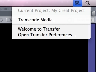 Screenshot 1 for Transfer