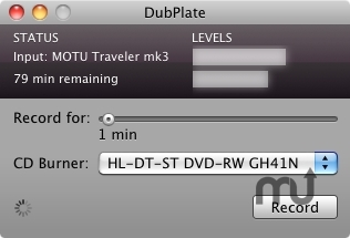 Screenshot 1 for DubPlate