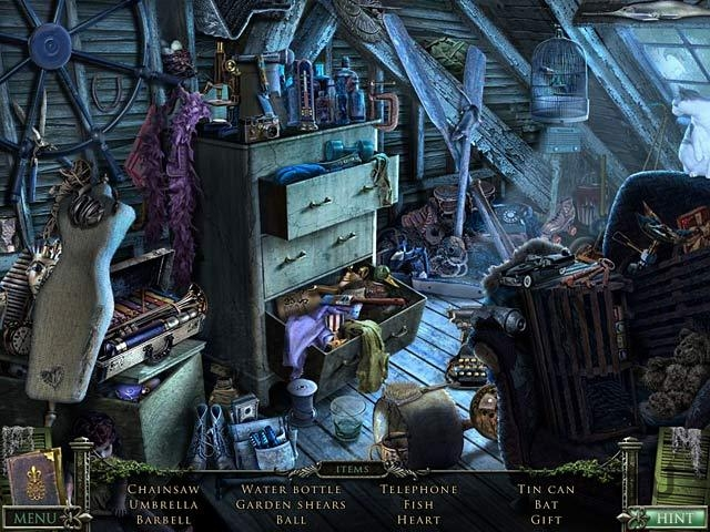 Screenshot 1 for Mystery Case Files: 13th Skull