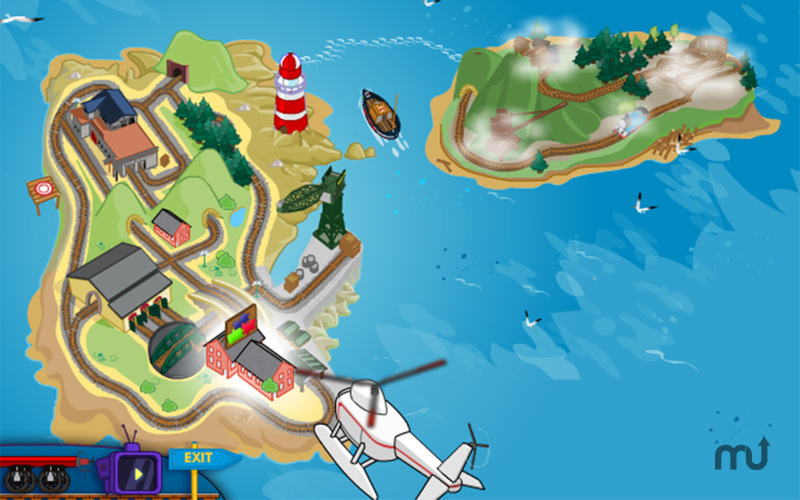 Screenshot 1 for Thomas & Friends Misty Island Rescue