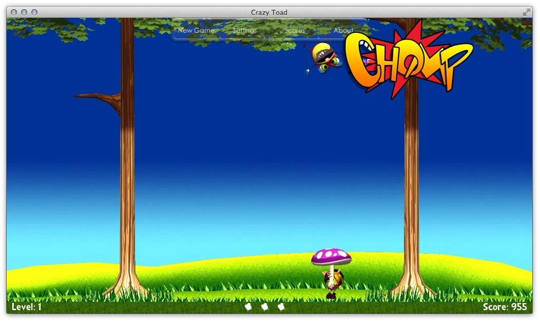 Screenshot 3 for Crazy Toad