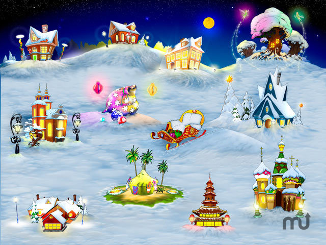 Screenshot 1 for Holly: A Christmas Tale Deluxe