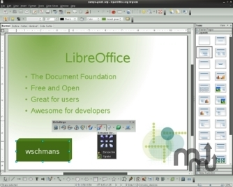 Screenshot 1 for Portable LibreOffice