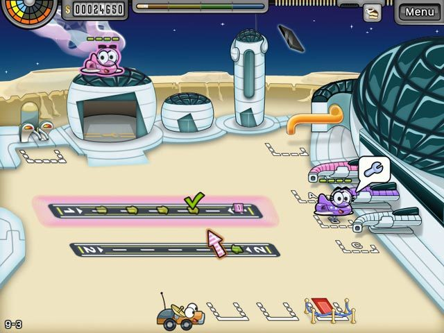 Screenshot 1 for Airport Mania 2: Wild Trips