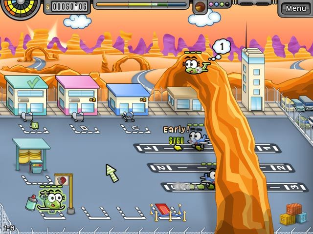 Screenshot 3 for Airport Mania 2: Wild Trips