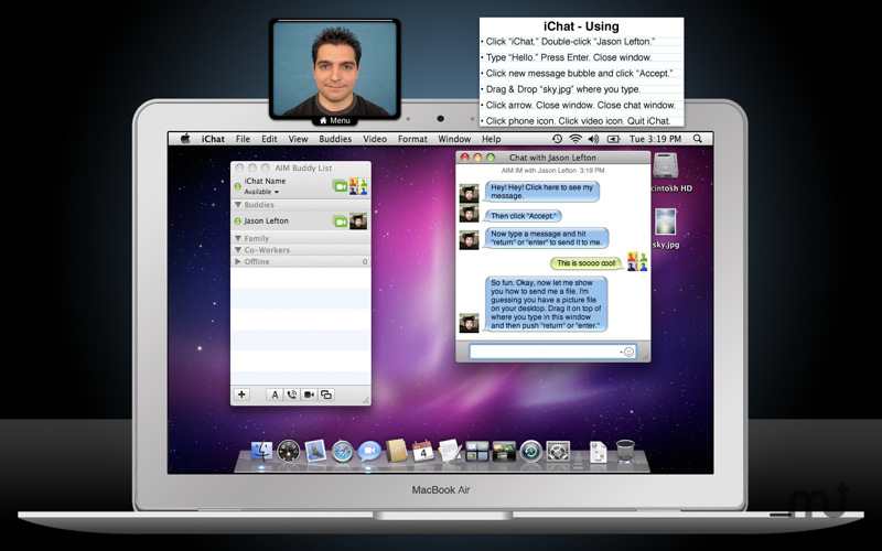 Screenshot 1 for Learn the Switch to Mac