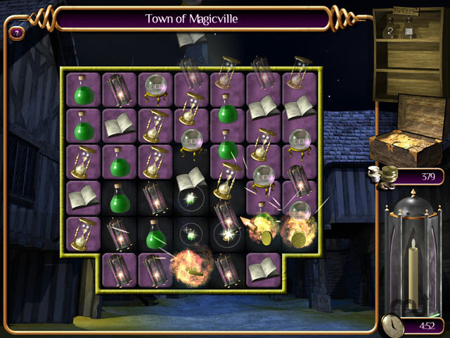 Screenshot 1 for Magicville: Art of Magic