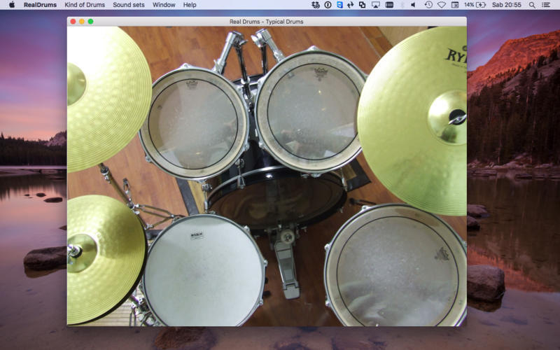 Screenshot 1 for Real Drums