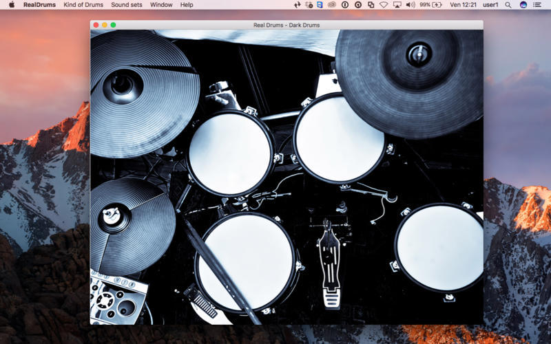 Screenshot 3 for Real Drums
