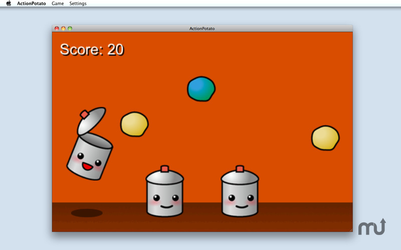 Screenshot 1 for ActionPotato