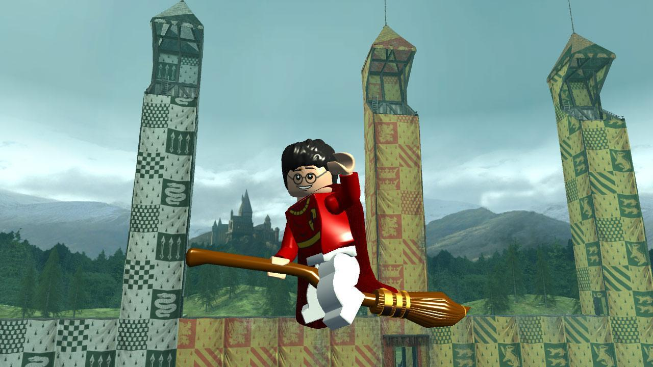 Screenshot 1 for LEGO Harry Potter Years 1-4