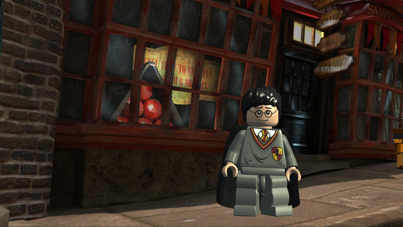 Screenshot 2 for LEGO Harry Potter Years 1-4