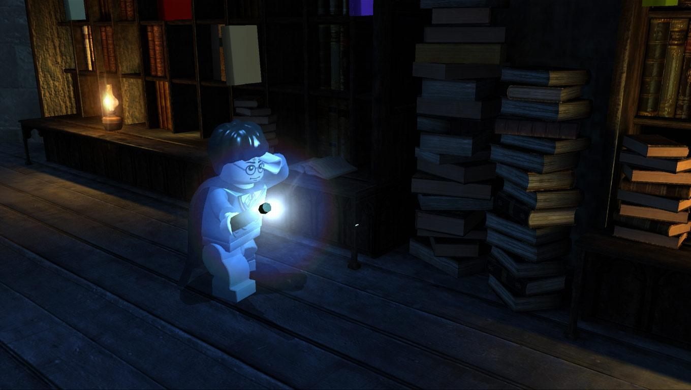 Screenshot 3 for LEGO Harry Potter Years 1-4