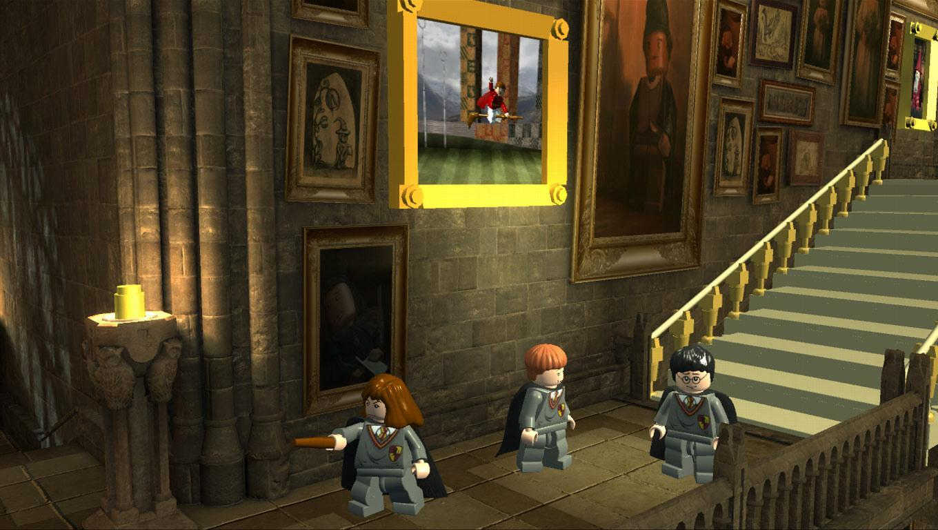 Screenshot 4 for LEGO Harry Potter Years 1-4