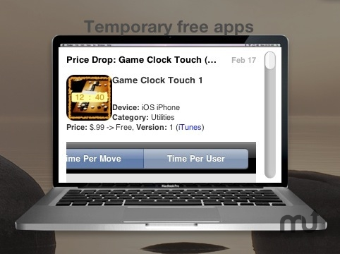 Screenshot 1 for Temporary Free iPad Apps
