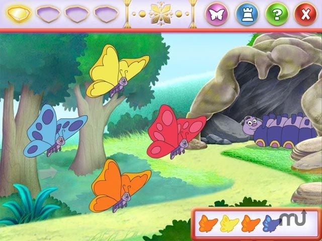 Screenshot 1 for Dora Saves the Crystal Kingdom