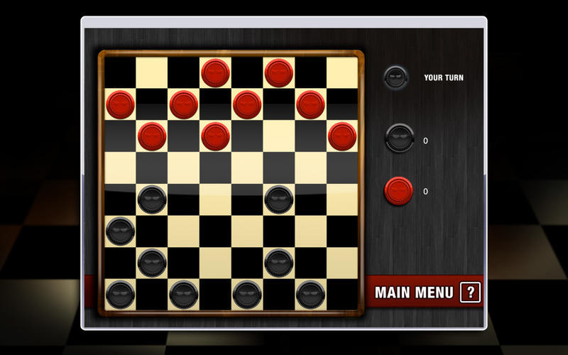 Screenshot 2 for Fantastic Checkers