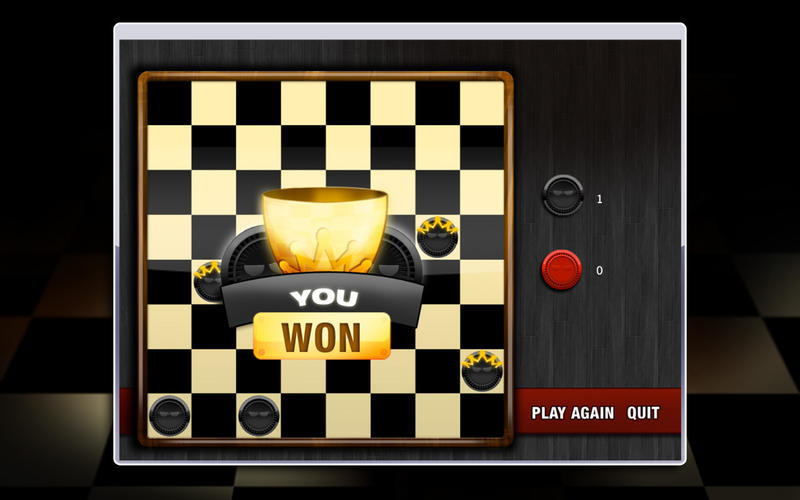 Screenshot 3 for Fantastic Checkers