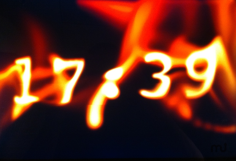 Screenshot 1 for Autodesk Time FX Screensaver