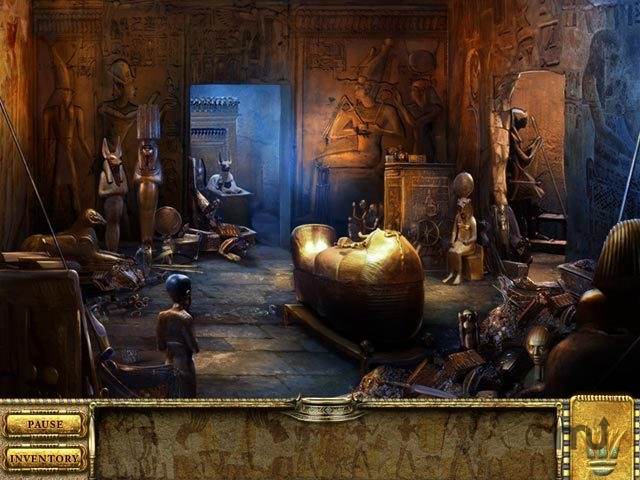 Screenshot 1 for Romancing the Seven Wonders: Great Pyramids