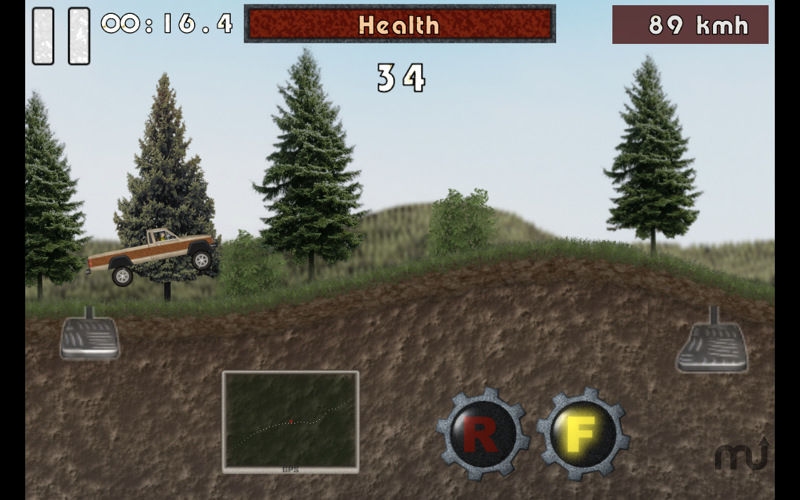 Screenshot 1 for Alpine Crawler